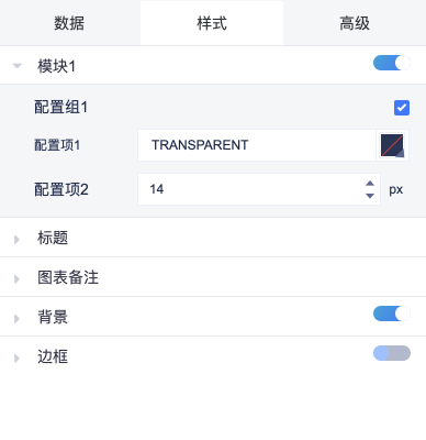 chart designer component